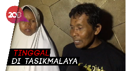 Umar Asisten Nike Ardilla Sudah 11 Tahun Jadi Pemulung