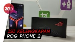 Unboxing Asus ROG Phone 2