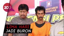 Lempar Batu ke Ponakan Hingga Tewas, Paman di Makassar Diciduk!