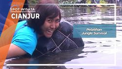 Pelatihan Jungle Survival, Cianjur
