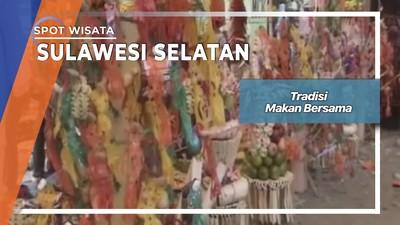 Tradisi Makan Bersama, Sulawesi Selatan