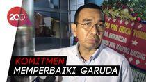 Ari Askhara Dipecat, Kementerian BUMN: Saham Garuda Pasti Naik!