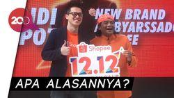 Bersanding dengan CR7, Didi Kempot Jadi Brand Ambassador Shopee