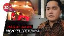 Kata Erick Thohir Perihal Ferarri di Pesawat Garuda