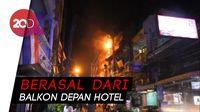 Hotel Kebakaran di Thailand, Ratusan Wisatawan Dievakuasi