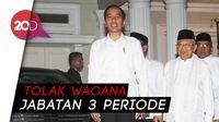 Jokowi Soal Wacana Presiden 3 Periode: Itu Menjerumuskan!