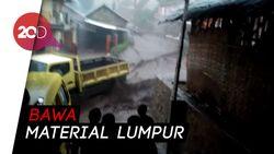 Ngeri! Banjir Bandang Hantam Desa di Kabupaten Bandung