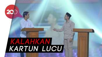 Prabowo Vs Jokowi Jadi Video Paling Trending di YouTube 2019