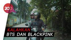 Bukan BTS, Video Musik Andmesh Kamaleng Paling Trending di Indonesia