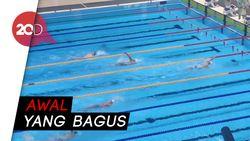 Raih Medali di SEA Games, Farrel Tangkas Ngaku Gugup