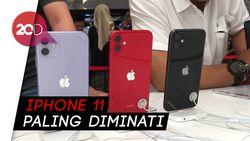 Resmi Dijual di Indonesia, Ini Daftar Harga Trio iPhone 11