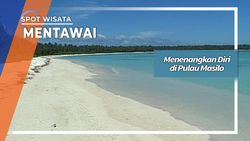 Kepulauan Mentawai Sumatera Barat