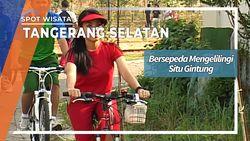 Hidup Sehat Ala Bapak-Bapak Bersepeda Situ Gintung Tangerang Selatan
