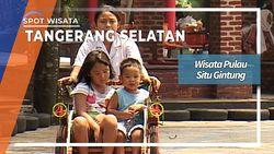 Wahana Wisata Situ Gintung Tangerang Selatan