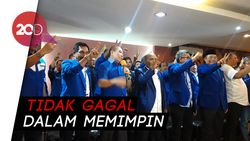 30 DPW Dukung Zulhas Jadi Ketum PAN Lagi