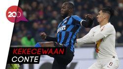 Buang-buang Peluang, Inter Diimbangi AS Roma