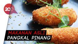 Hai Food Lovers, Pernah Coba Kroket Pepaya?