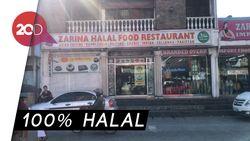 Menengok Restoran Halal di Angeles City, Filipina