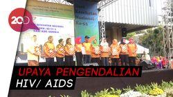 Peringati Hari Kesehatan Nasional, Dinkes Ajak Warga DKI Tes HIV