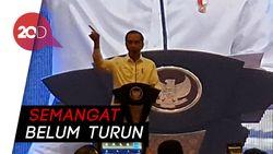 Senangnya Jokowi Akan Semangat Projo
