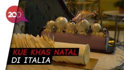 Mengenal Budaya Santap Bolu Gulung saat Natal ala Italia
