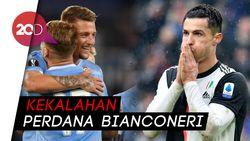 Dibungkam Lazio di Olimpico, Juventus Gagal Gusur Inter