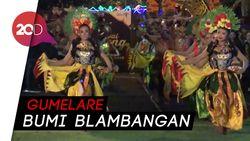 Kemeriahan Parade Seni Budaya di Festival Kuwung Banyuwangi