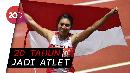 Maria Londa Tutup SEA Games Terakhirnya Dengan Emas