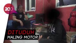 Dituduh Curi Motor, Remaja di Makassar Disekap dan Dianiaya