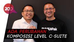 Alasan Mundurnya Achmad Zaky dari CEO Bukalapak