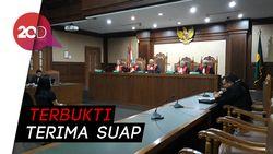 Tok! Eks Bupati Talaud Divonis 4,5 Tahun Penjara
