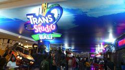 Kemegahan Trans Studio Bali