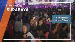 Kemeriahan Urban Culture, Surabaya