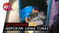 Koper dan Lemari Berisi Narkoba di Rumah Pengemudi Bentor