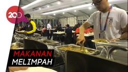 Mengintip Isi Ruang Makan Atlet SEA Games di Clark City