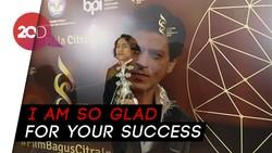 Shah Rukh Khan Komentari Kemenangan Muhammad Khan di FFI 2019