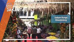 Gebyar Bunga Rawabelong, Jakarta