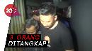 Penangkapan Ayah-Anak Penikam Petugas Ronda di Makassar