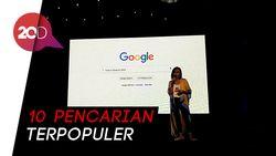 Selain Cinta Luar Biasa, Orang Indonesia Cari Apa Saja di Google?