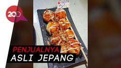 Takoyaki Hits di Solo, Dua Jam Langsung Ludes!