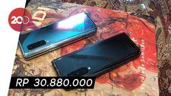 Samsung Galaxy Fold Dijual dengan Harga Fantastis
