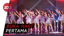 Penampilan Memukau JKT48 hingga Isyana Sarasvati Buka HUT ke-18 Transmedia