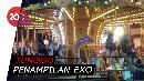 Giliran EXO-L Asyik Main Wahana di Trans Studio Cibubur