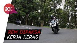 Menyiksa PCX di Bali, Terobos Kemacetan dan Jalan Naik Turun