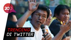 Adian Napitupulu Kolaps di Pesawat, Netizen Kirim Doa