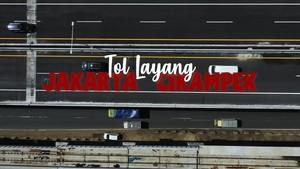 Sensasi Bumpy di Tol Layang Japek