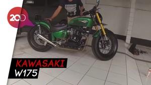 Sekeren Apa Motor Jokowi yang Dipakai di Perbatasan?