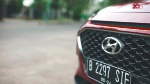 Hyundai Kona, SUV Gaul Kekinian