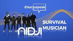 dExcluspeak Nidji - Survival Musician