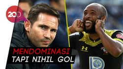 Southampton Sukses Bikin Chelsea Frustrasi